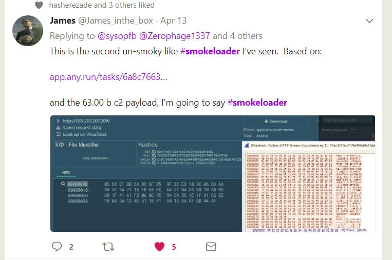 zerophage | Zerophage Malware
